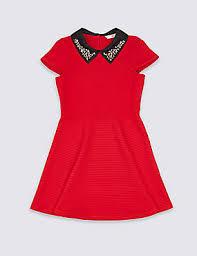 girls dresses flower dresses u0026 playsuits for girls m u0026s