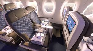 siege premium economy air delta air lines dévoile sa cabine premium internationale the
