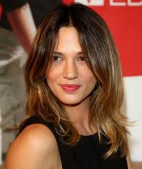 shoulder length hair for women with pear shaped faces length hairstyles for pear shaped face
