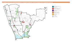 Housing Plan Housing Plan Strategy Map At Home In Encinitas