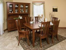 Butterfly Leaf Tables Countryside Amish Furniture - Dining room table with leaf