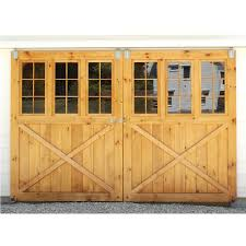 diy exterior door make sliding barn doors using skateboard wheels steps with awesome