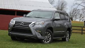 lexus minivan 2015 lexus gx reviews specs u0026 prices top speed