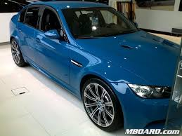 bmw m3 paint codes bmw m3 sedan in laguna seca color