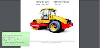 dynapac parts catalogue and service manuals autopartscatalogue