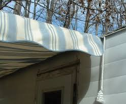Awning For Tent Trailer Vintage Awnings Where To Find An Awning Rail For Your Vintage