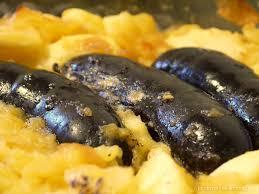 Comment Cuisiner Du Boudin Noir La Cuisine De Myrtille Boudin Noir Aux Pommes Au Four
