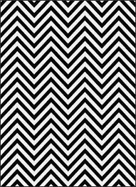 Black And White Modern Rugs Black And White Chevron Rug Surripui Net