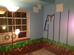 amazing minecraft themed room ideas 36 for home design with