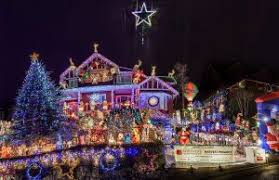 where to go see christmas lights map where to see christmas lights in metro vancouver 604 now