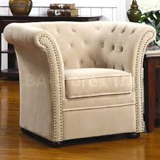 indoor chairs comfortable swivel upholstered chair tufted swivel