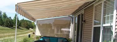 Extending Awnings Performance Of Retractable Awnings In The Wind Chicago U0027s Awning
