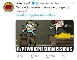 Odd Memes - pewdiepie has gotten to them fairly odd parents memes it s time to