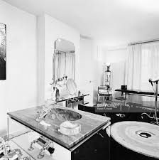 Art Deco Bathroom Sink Vogue 1974 Pictures Getty Images