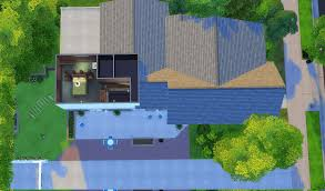 mod the sims brady bunch house