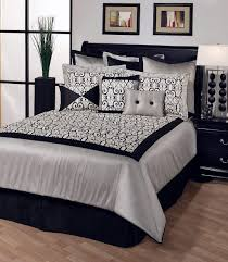 bedroom large black and white bedroom decor ideas including black