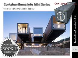 Container Home Design Books Shipping Container House Plan Book Series Escortsea