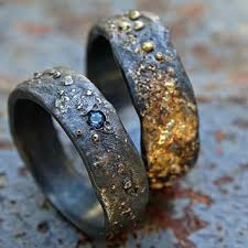 Viking Wedding Rings by Shop Unique Silver Wedding Bands On Wanelo