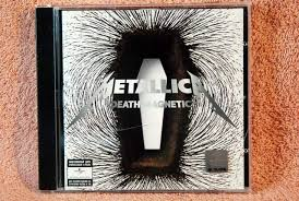Magnetic Album Metallica Death Magnetic Records Lps Vinyl And Cds Musicstack