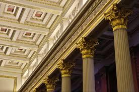 interior columns design for the home petra design
