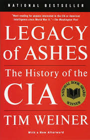 legacy of ashes the history of the cia tim weiner 9780307389008