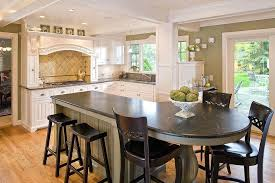 round island kitchen round kitchen island captivating round kitchen island designs in