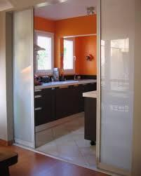 porte coulissante separation cuisine porte pour séparation de pièces à marseille provence placards