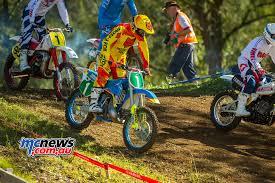 vintage motocross races classic dirt vintage mx hits conondale mcnews com au