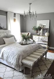 gray bedrooms stunning fall bedroom in gray and neutrals with natural accepts