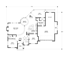 level house plans traverse 1900 4 bedrooms and 4 baths the house designers