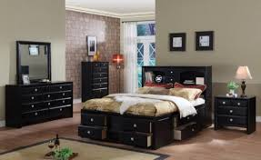 best paint colors for bedroom with dark furniture