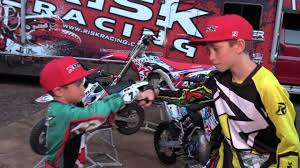 motocross racing parts risk racing parts unlimited invite moto braap youtube
