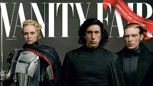 Recent Pics Of Vanity Cast Of Star Wars The Last Jedi Takes Over Vanity Fair And It U0027s