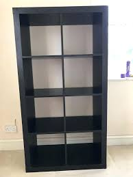 Storage Bins For Shelves by Black Cube Storage Unit Black Cube Shelves Ikea Ikea Wooden