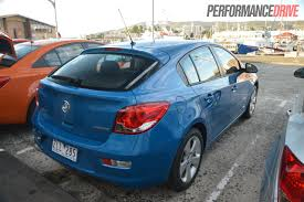 holden hatchback 2014 holden cruze review australian launch performancedrive