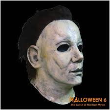 michael myers mask halloween h6 the curse of michael myers