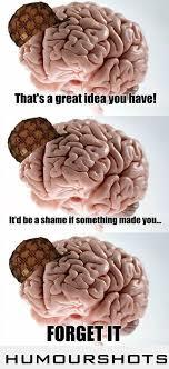 Scumbag Brain Meme - scumbag brain meme life pinterest scumbag brain brain meme