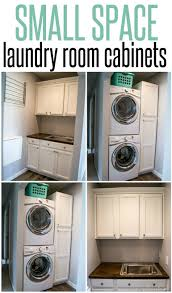 laundry room cabinets small space laundry room area small