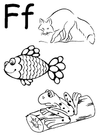 preschool alphabet coloring pages free alphabet coloring pages