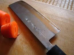 anjali u0027s favorite knife japanese nakiri bocho kitchn