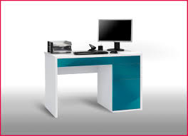 bureau informatique design bureau bleu 88172 bureau informatique design with meuble pc 3
