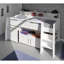 lit combiné bureau enfant dave lit combiné enfant avec sommier bureau contemporain décor