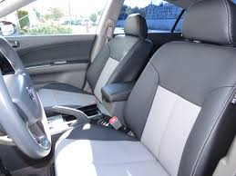 grey nissan altima 2007 2009 nissan altima leather seat covers velcromag