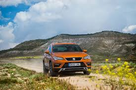seat ateca 2016 performance focused seat ateca cupra could see the light of day in