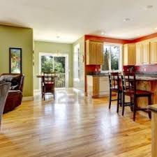marvellous red mahoagany color wood kitchen floor featuring white