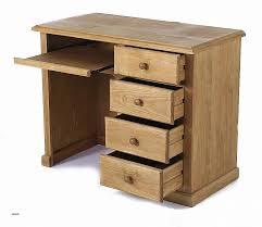 bureau en pin bureau couleur miel unique bureau pin massif ciré 4 tiroirs région
