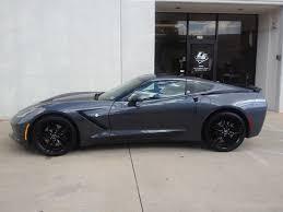 2014 corvette mods 2014 grey chevrolet corvette c7 z51 7 speed manual pictures mods