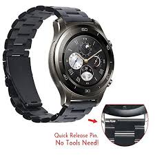 huawei classic bracelet images Huawei watch 2 classic titanium grey band cbin 22mm jpg