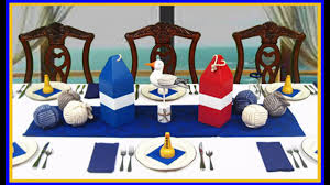 exotic nautical party decorations youtube