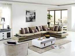 Affordable Modern Sofas Living Room With Orange Sofa And Wooden Coffee Tables